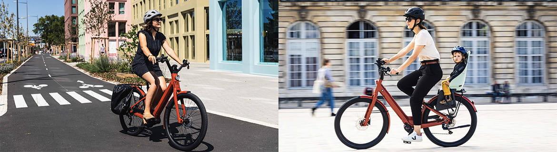 Vélo Électrique Urbain pour la ville - Bo Biclou