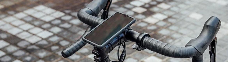 GPS, Supports Smartphones et Compteurs - Vélo Électrique - Bobiclou