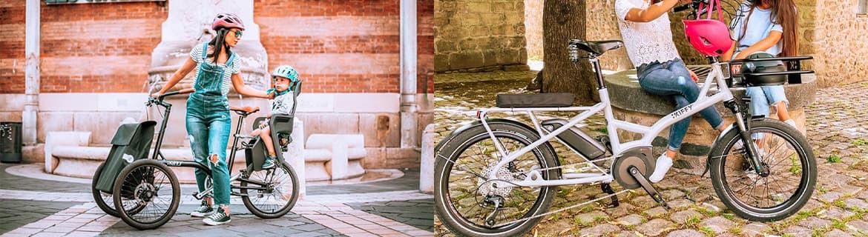 Vélo Cargo Electrique - Bo Biclou